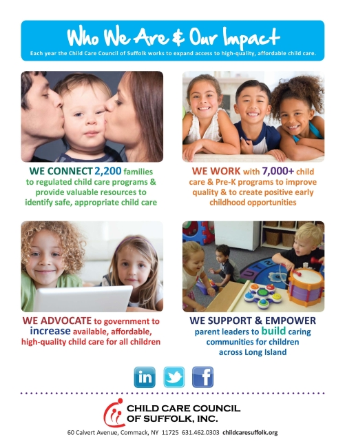 Child Care Connections Suffolk County